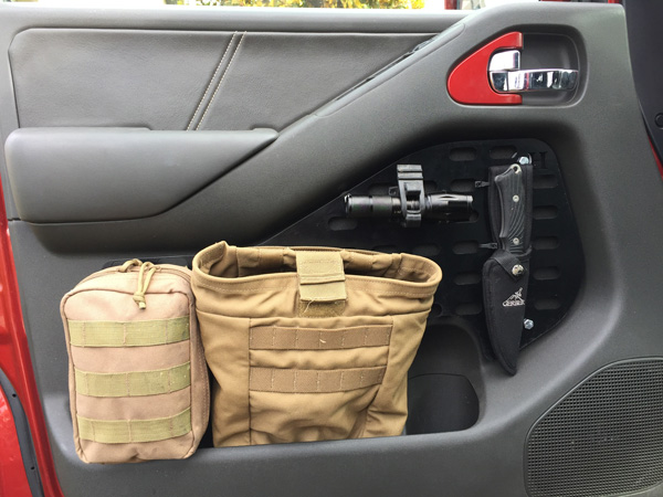 Home \u003e C&ing Equipment and Overland Gear \u003e Storage Solutions/ Containers Gas Water \u003e Heps Designs \u002705-\u002714 Frontier Front Door Molle & Rear Window Molle Cover place