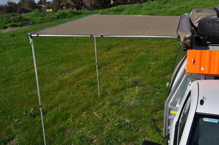 Home Rooftop Tents And Awnings FRONT RUNNER EASY OUT AWNING 78