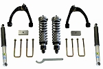 Nisstec Radflo 2.5 Extended Travel Kit 04-15 Titan 2WD and 4WD