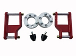 Top Plate Spacer/Shackle Kit