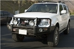 ARB Front Winch Bumper (fits '05-'08 Frontier '05-'07 Pathfinder