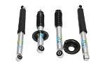 Bilstein 5100 Front Height Adjustable & Rear Shocks