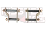 OME Rear Greasable Shackle '05+ Frontier & Xterra