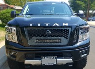2016+ Titan Grill Sticker (Titan and Titan XD)