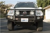 ARB Front Winch Bumper (Fits '09 Up Frontier)