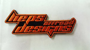 Hep's Designs Patch