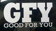 "Sticker ""GFY Good For You"""