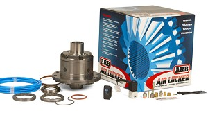 ARB RD135 Rear H233B, 33 spline V6 Air Locker