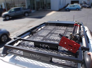 Heps Designs 05+ Xterra Roof Rack
