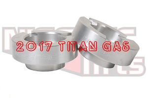 "2017 Non XD Gas TITAN 2"" In Coil Lift Spacer"