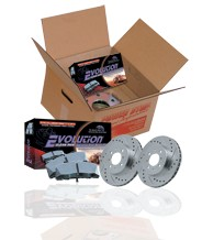 2005-2014 FRONT Performance Brake Upgrade Kit by Powerstop XTERRA/FRONTIER